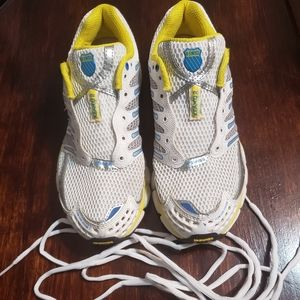 Kswiss sneakers sz 8 used good condition